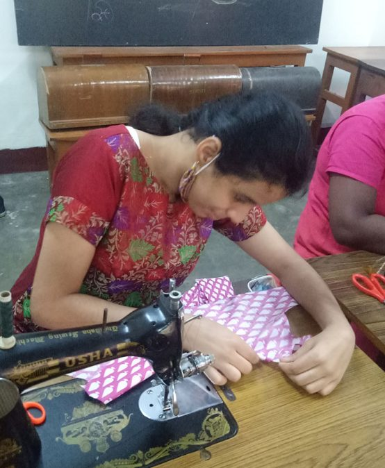 Certificate Course in Sewing, Cutting & Tailoring